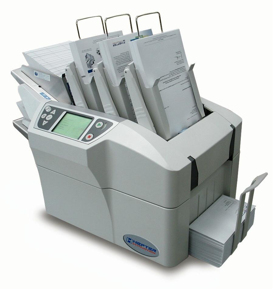 Briefe Falzen Und Kuvertieren Maschine : Wtec der spezialist für die kennzeichnung